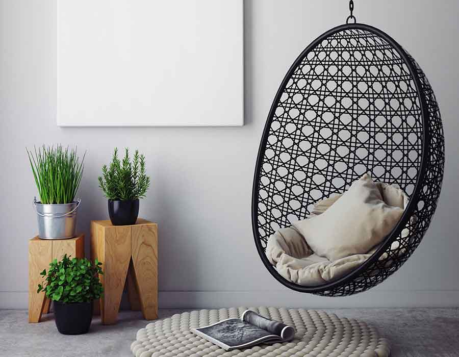 Hanging Chair Home Decoration
